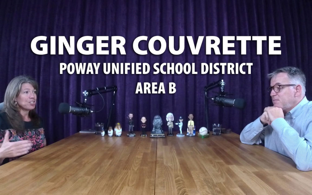 Ginger Couvrette Poway Unified School Board Candidate JRP0016