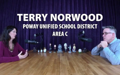 Terry Norwood Poway Unified School Board Candidate JRP0019
