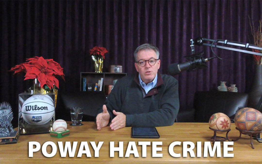 The recent Poway Hate Crime shocked our local community.