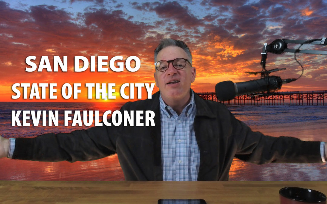 San Diego State of the City Address 2019, Mayor Kevin Faulconer
