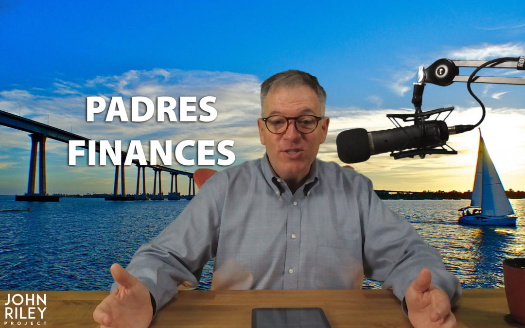 San Diego Padres Finances Kevin Acee Reaction