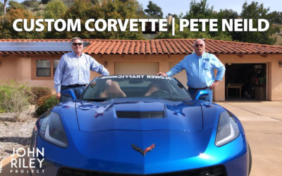 Corvette Happiness, Pete Neild, JRP0034