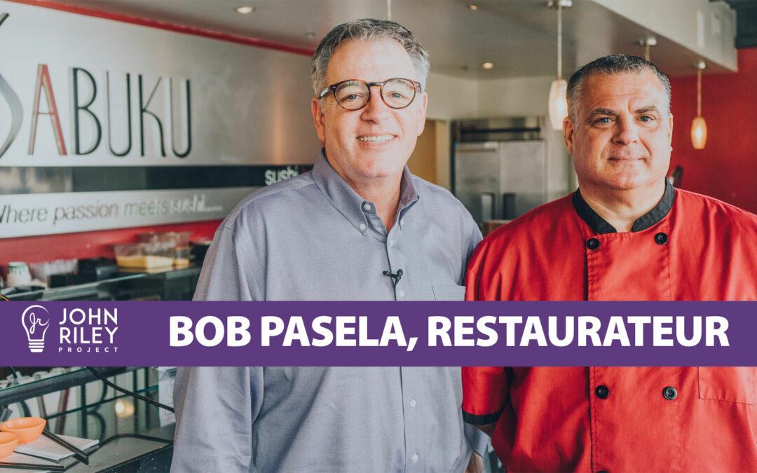 Sabuku Sushi Bob Pasela