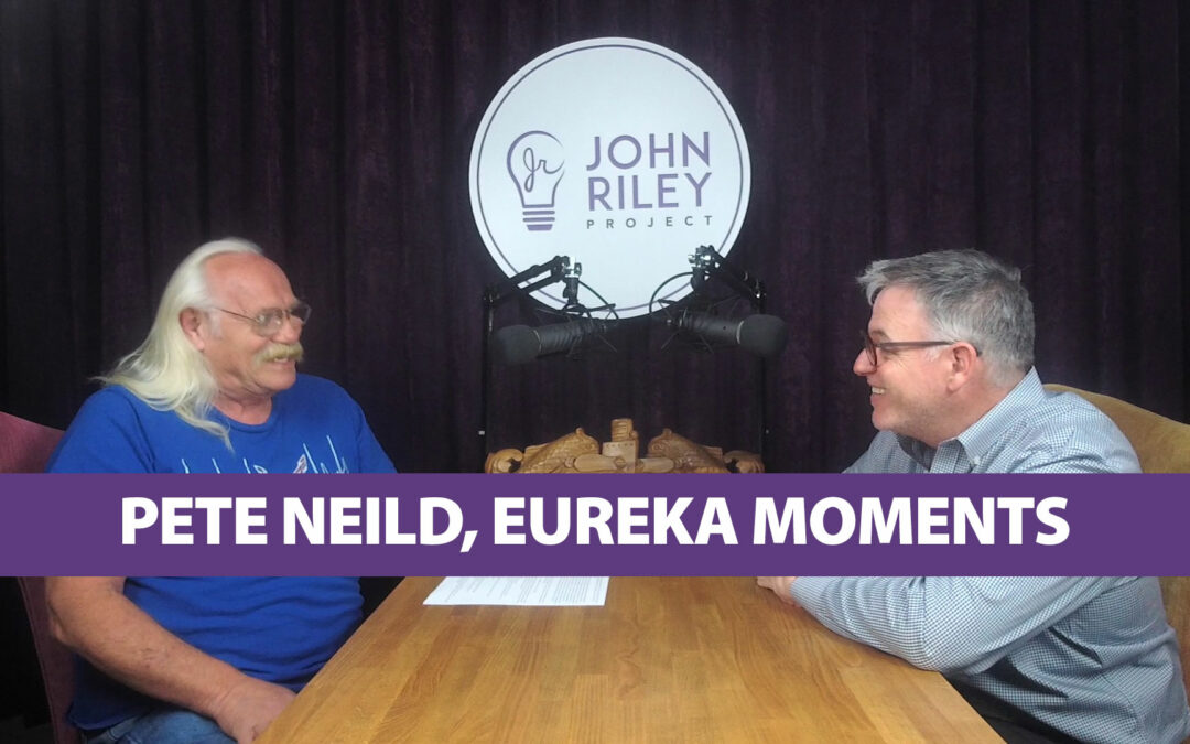 Eureka Moments Pete Neild JRP0041