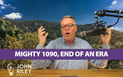 Mighty 1090, End of an Era, JRP0048