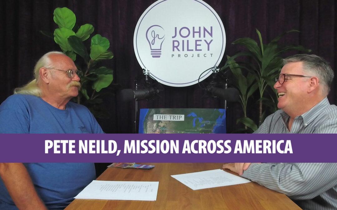 America the Beautiful, Pete Neild, Mission Across America, John Riley Project, JRP0055