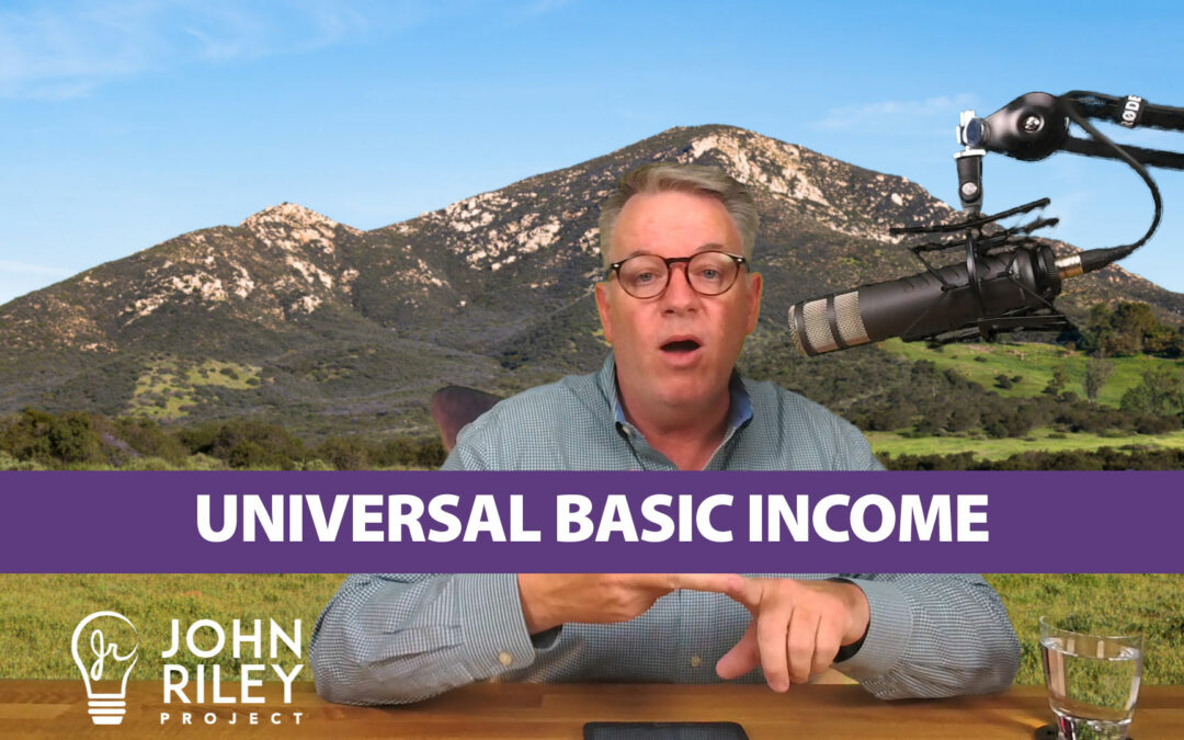 Universal Basic Income, #BeBraver, JRP0056