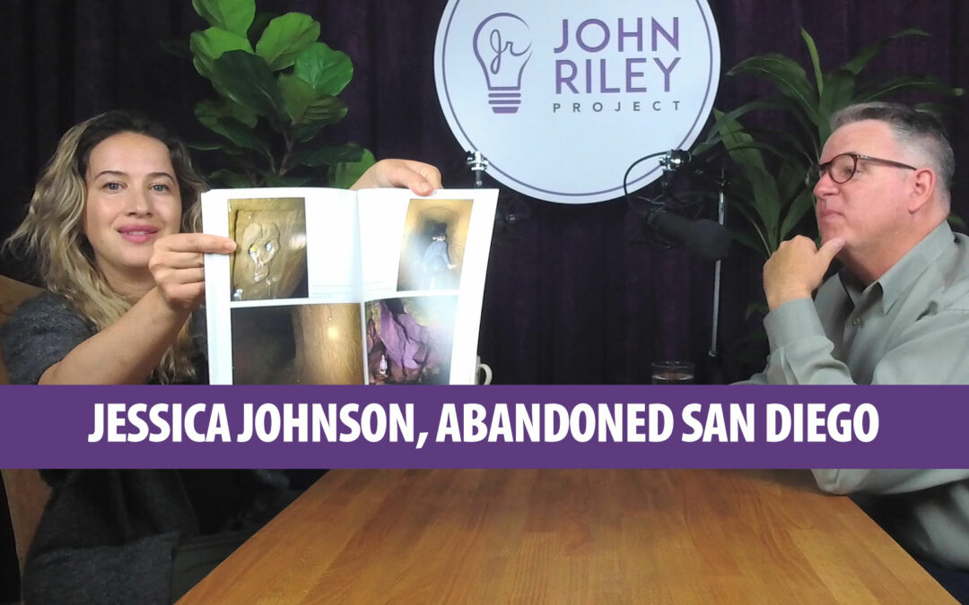 Abandoned San Diego, Hidden San Diego, John Riley Project, Jessica Johnson, JRP0058
