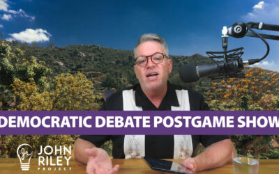 Democratic Debate Post Game Show, JRP0060