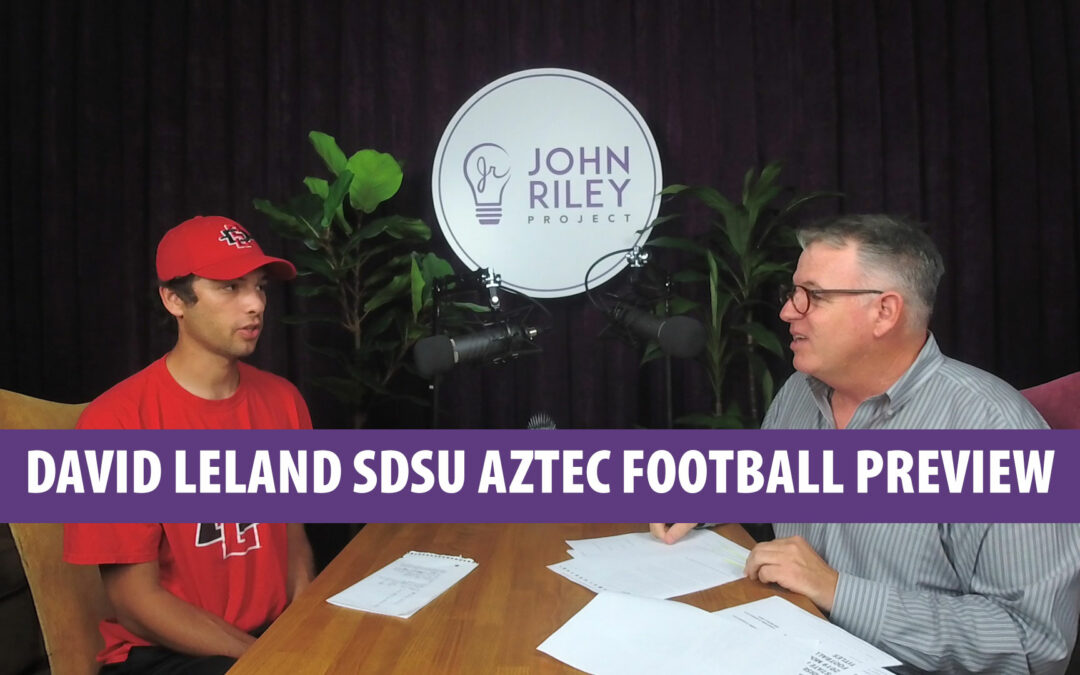 San Diego State Aztecs Football, 2019 Preview, David Leland, John Riley Project, JRP0072
