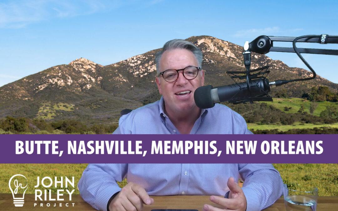 Butte, Nashville, Memphis, New Orleans, JRP0079