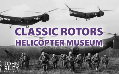Mark DiCiero, Classic Rotors, Helicopter Museum, JRP0022