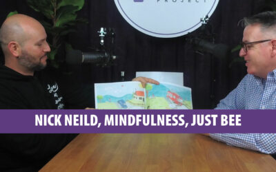 Nick Neild, Mindfulness, Just Bee, JRP0099