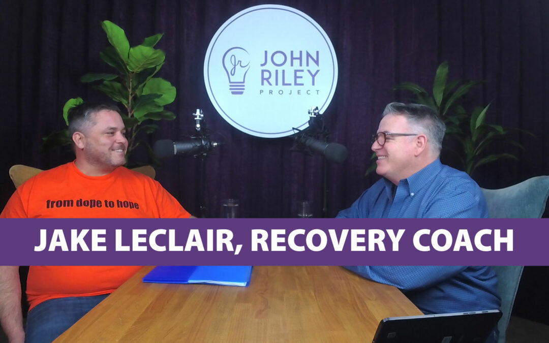 Jake LeClair, Addiction, Horse Therapy, JRP0103