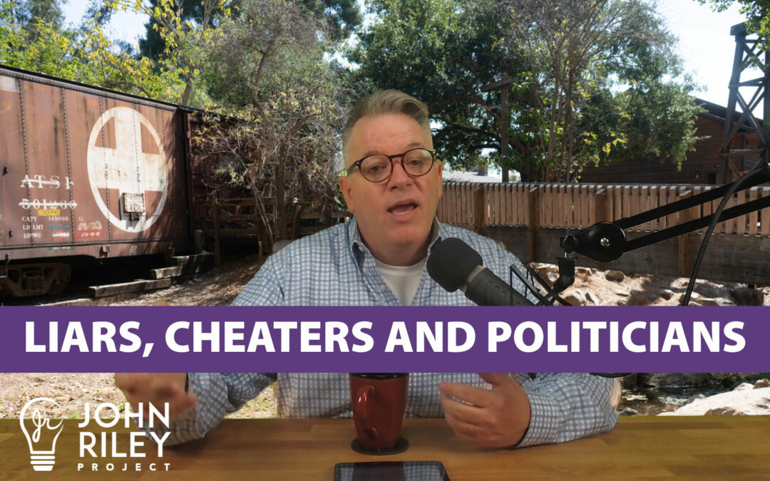 Liars, Cheaters and Politicians JRP0106