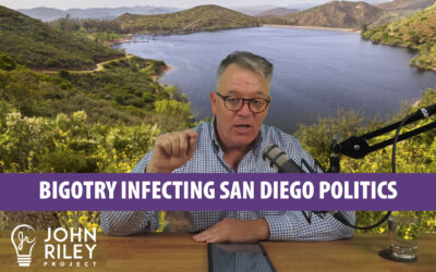 Bigotry Infecting San Diego Politics, JRP0108
