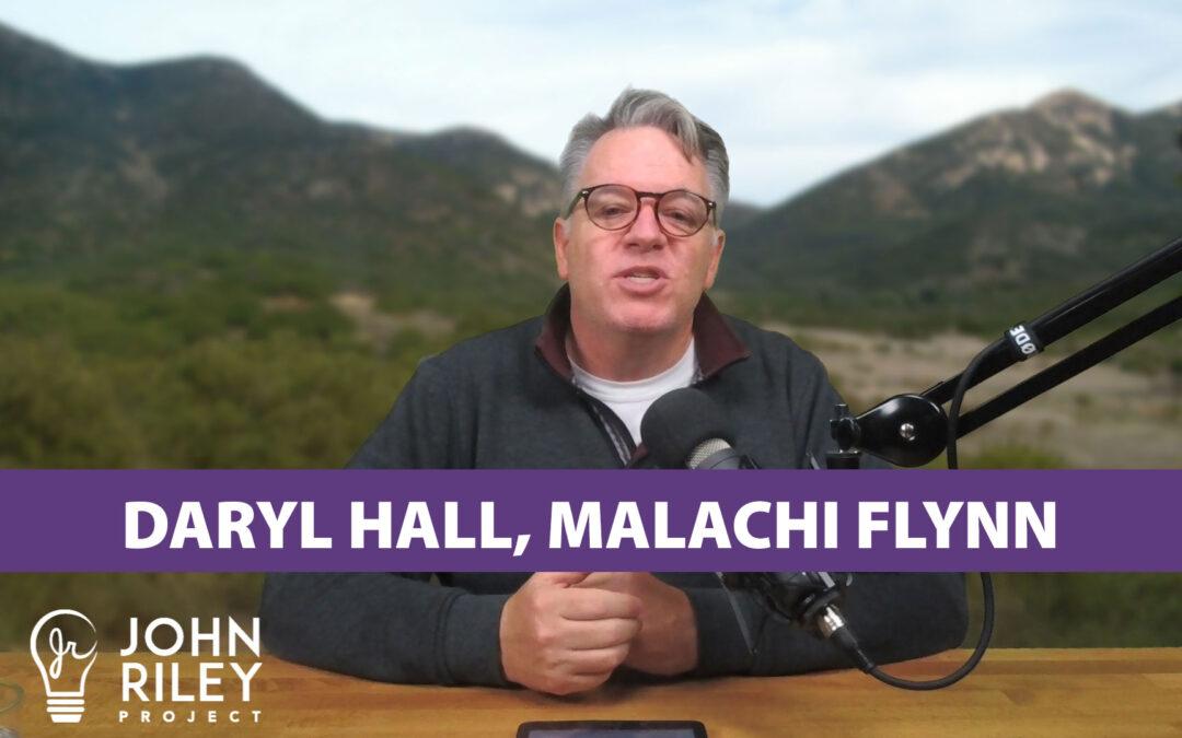 Daryl Hall, Malachi Flynn, Swedish Death Cleaning, JRP0128
