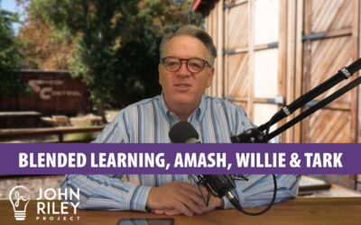 Blended Learning, Amash, Willie and Tark, JRP0131