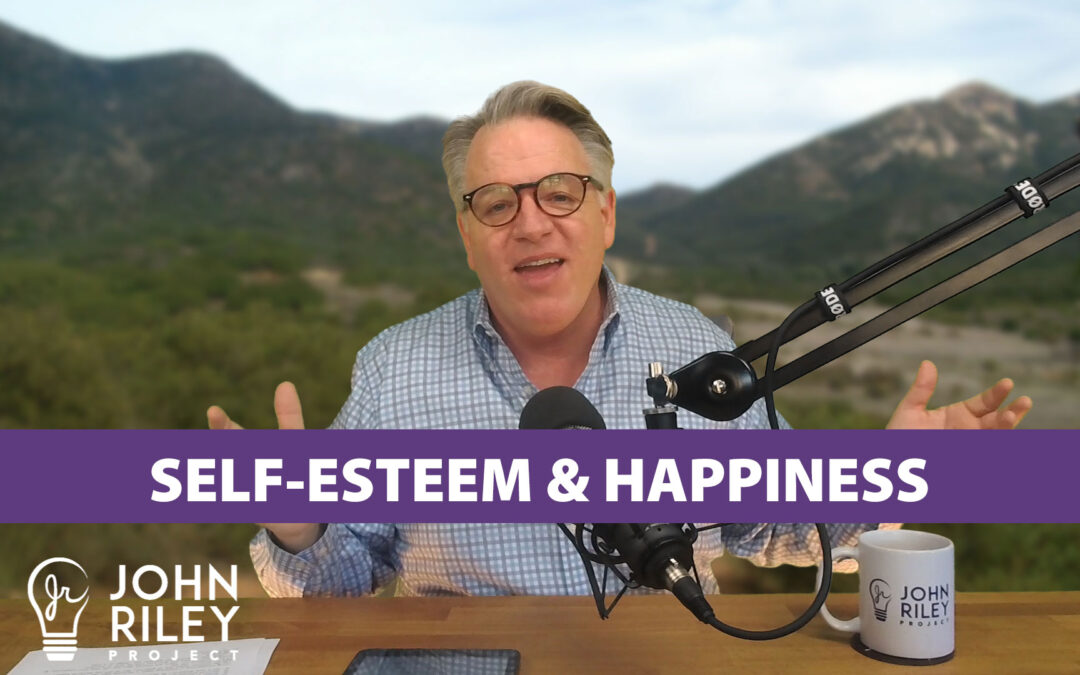 Self-Esteem is Crucial in Achieving Happiness, JRP0134