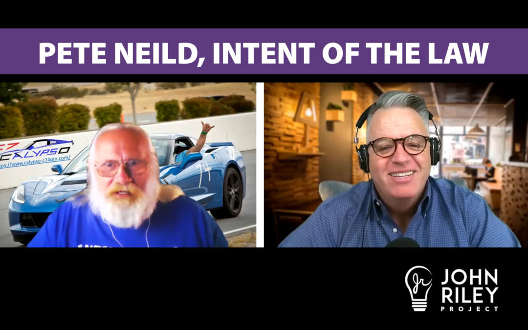 Intent of the Law, Eric Garner, sin taxes, John Riley Project, Pete Neild, JRP0137