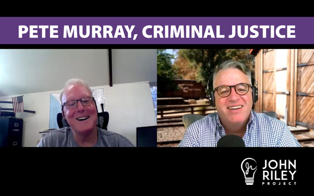 Pete Murray, Qualified Immunity, Criminal Justice, JRP0139