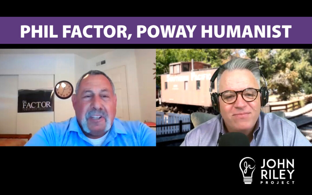 Phil Factor, Poway, John Riley Project, JRP0140