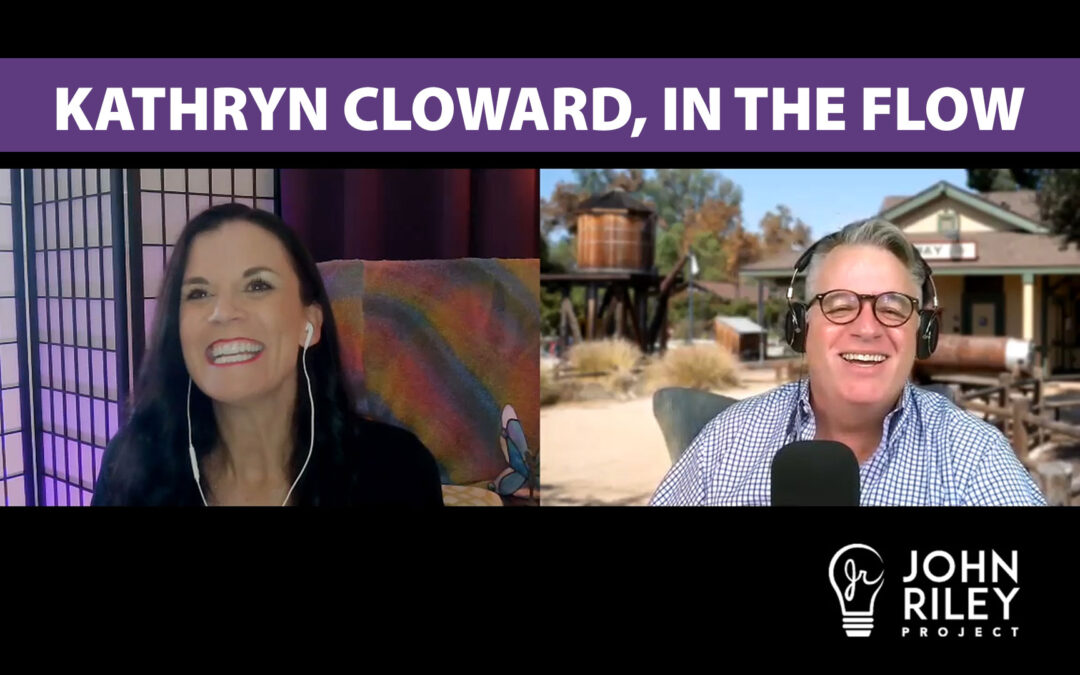 Kathryn Cloward, In the Flow, Kathryn the Grape, Ripple Love, John Riley Project, JRP0142