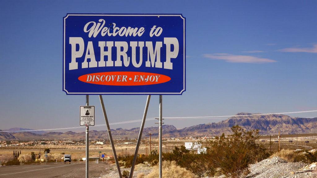 Pahrump Nevada, John Riley Project
