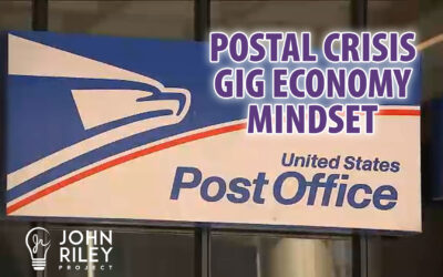 Postal Crisis and the Gig Economy Mindset, JRP0150