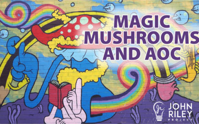 Magic Mushrooms and AOC, JRP0151