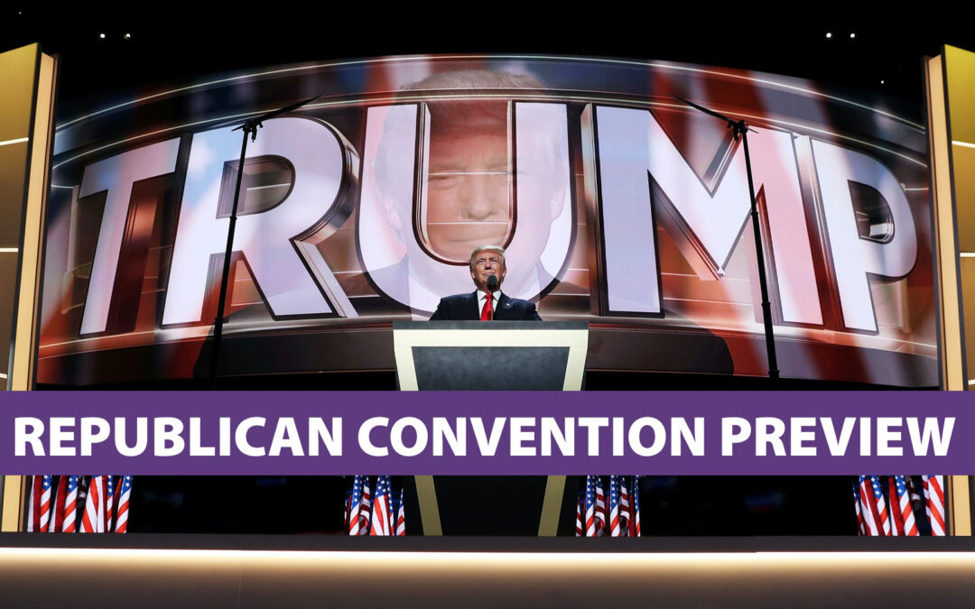 Republican National Convention preview, GOP, John Riley Project, JRP0152