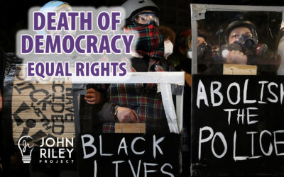 Death of Democracy, JRP0155