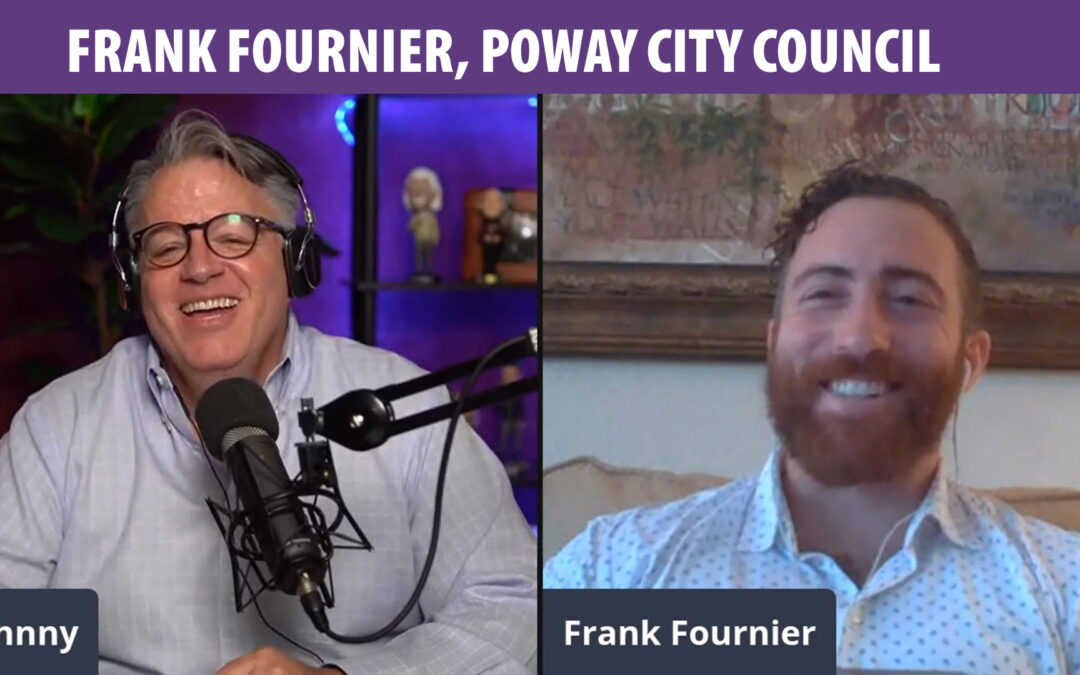 Frank Fournier, Poway City Council, John Riley Project, JRP0156
