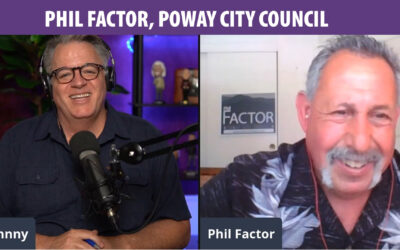Phil Factor, Poway City Council Candidate, JRP0158