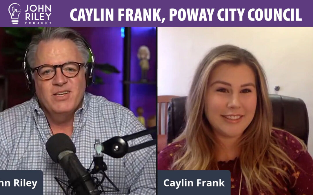 Caylin Frank, John Riley Project, Poway City Council, JRP0162