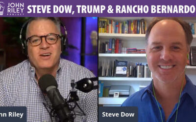 Steve Dow, Trump and Rancho Bernardo, JRP0163