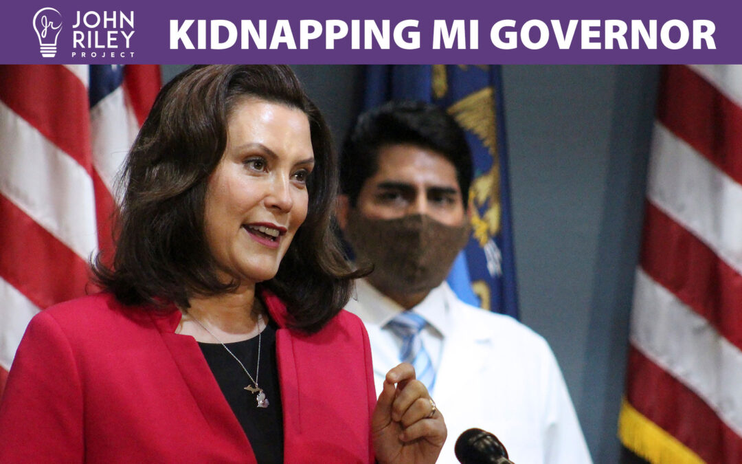 Kidnapping the Michigan Governor, JRP0174
