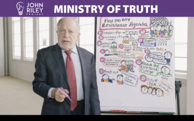 Robert Reich and The Ministry of Truth, JRP0179