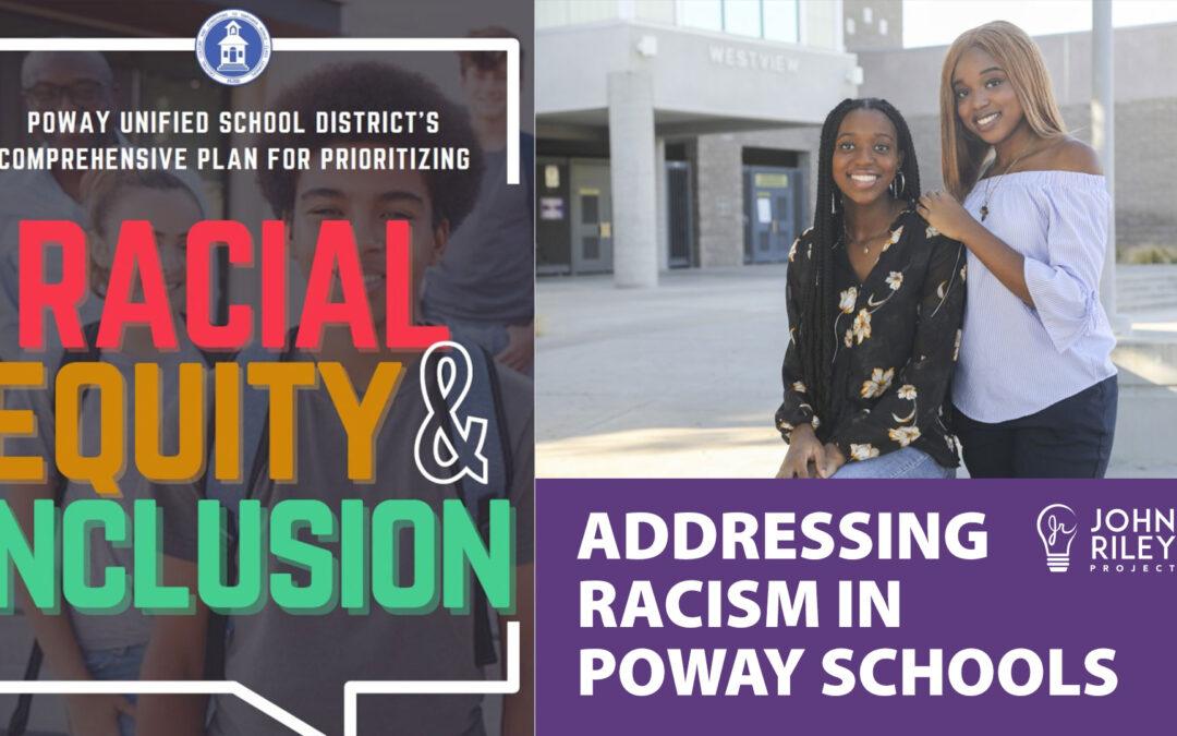 Racism in Poway Schools, JRP0181