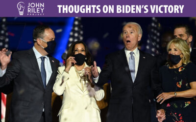 Thoughts on the Election of Joe Biden and Kamala Harris