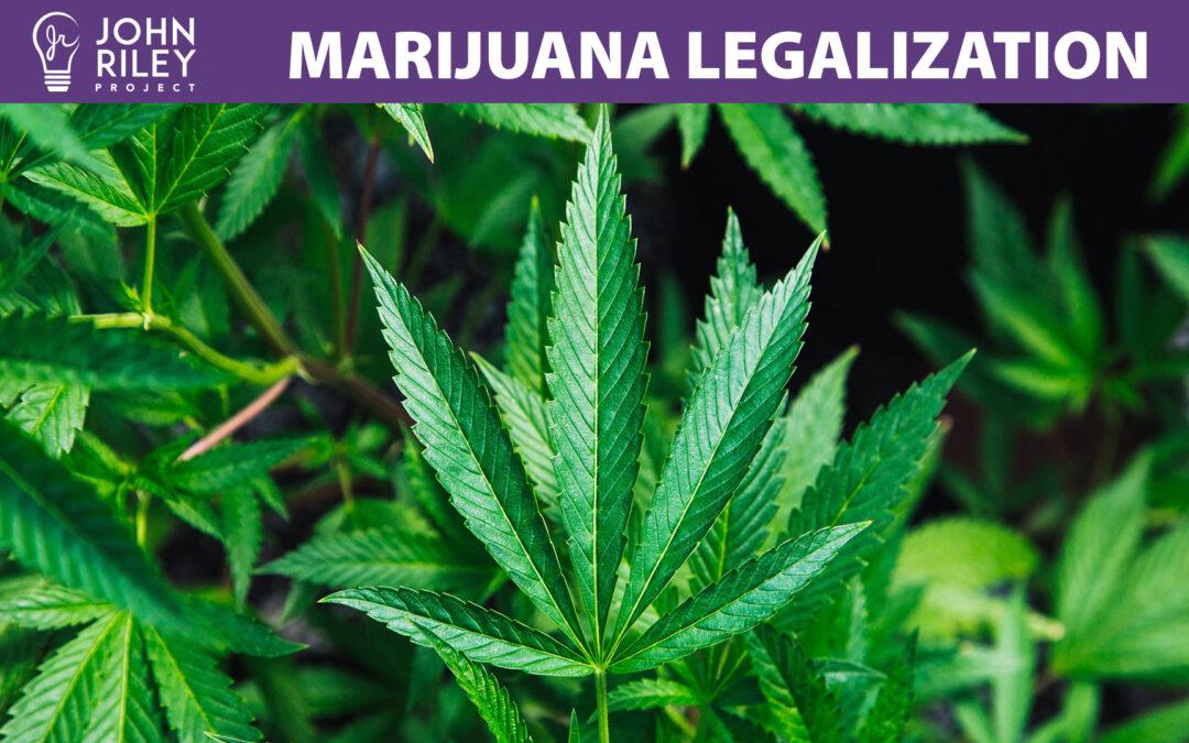 Marijuana Legalization, Property Rights, JRP0192