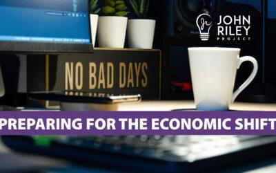 Preparing for the Economic Shift, JRP0195