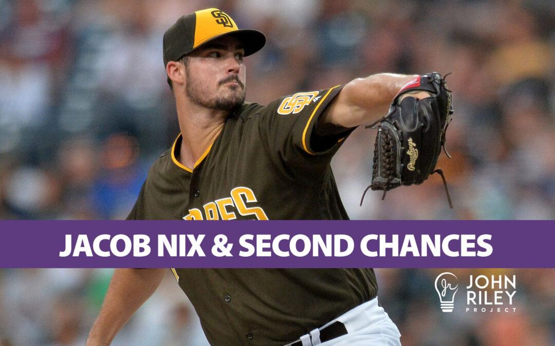 Jacob Nix, Second Chances, John Riley Project, JRP0201