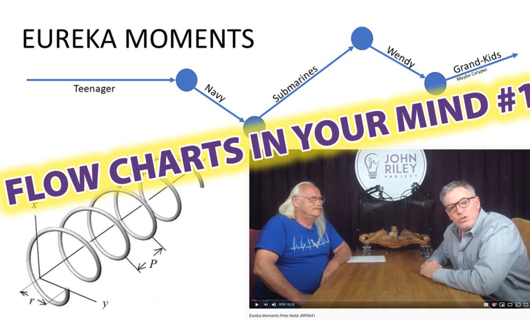 Flow charts in your mind, convergent coils, Pete Neild, John Riley Project, JRP0202