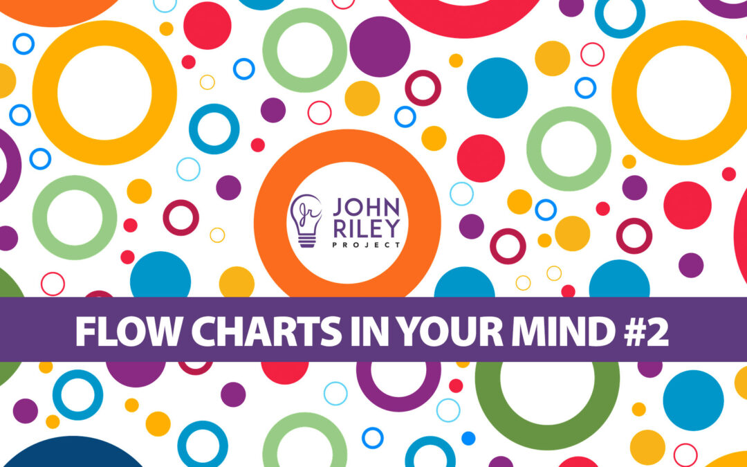 flow charts in your mind, part 2, pete neild, John Riley Project, JRP0203