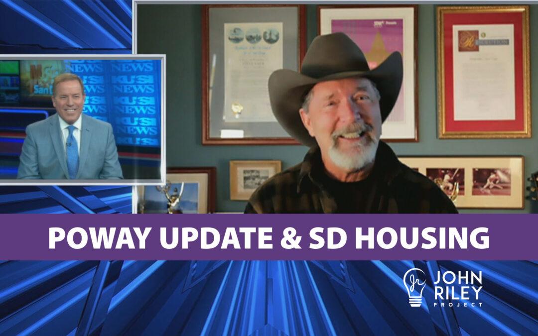 Poway Update, San Diego Housing, John Riley Project, JRP0207
