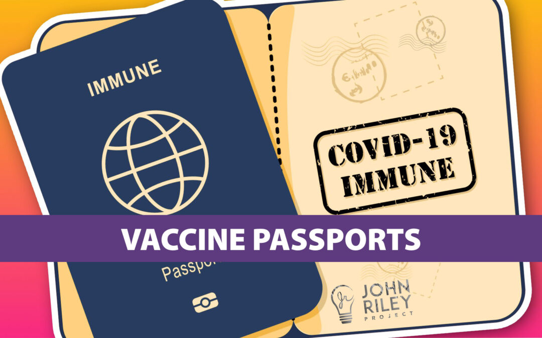vaccine passports, san diego padres, john riley project, jrp0218