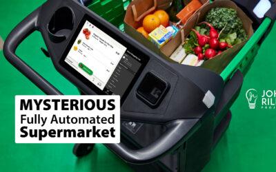 Automated Amazon Supermarket, JRP0227
