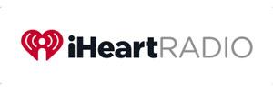 I heart radio logo, 300x100