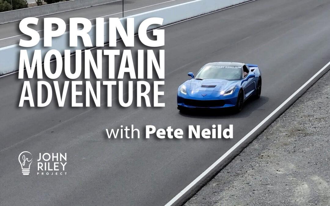 Spring Mountain Adventure, JRP0231